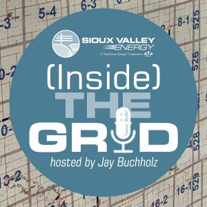 Inside the Grid Podcast Episode Cover Art